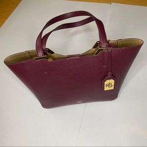 Ralph Lauren purse tote